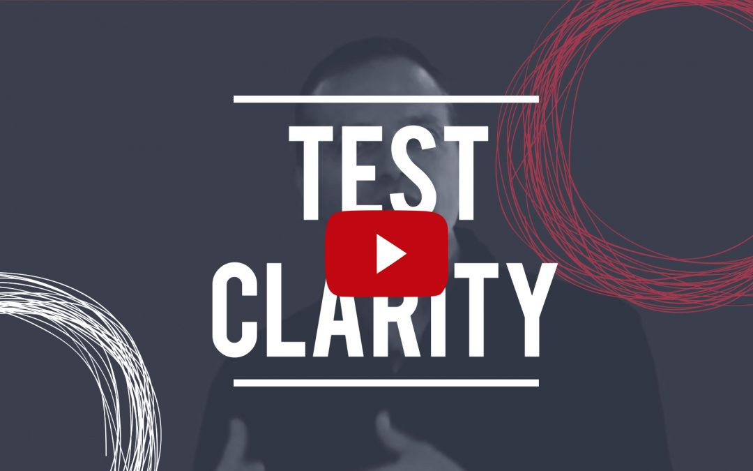 Test Clarity