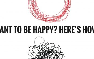 Want to be happy?  Here's how.